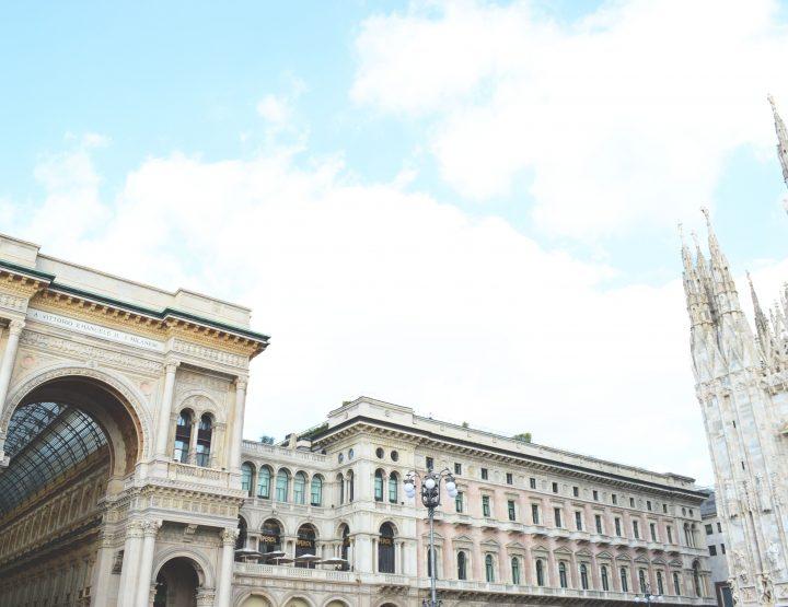 Vlog 34 - een weekendje Milaan
