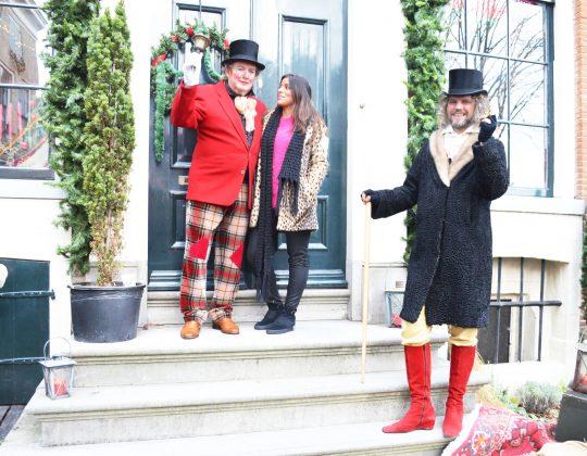 Vlog 41 - Kerstmis, Charles Dickens & shoppen