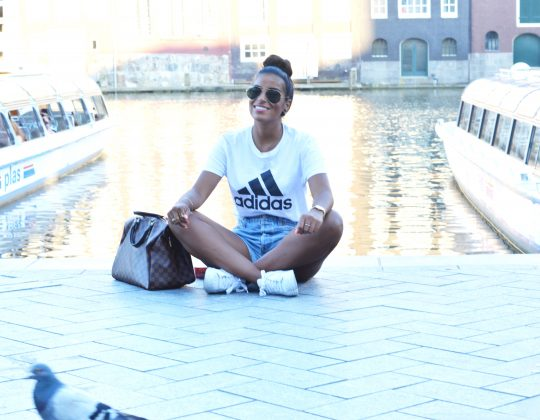 Vlog 26 - Toerist in eigen land: Amsterdam